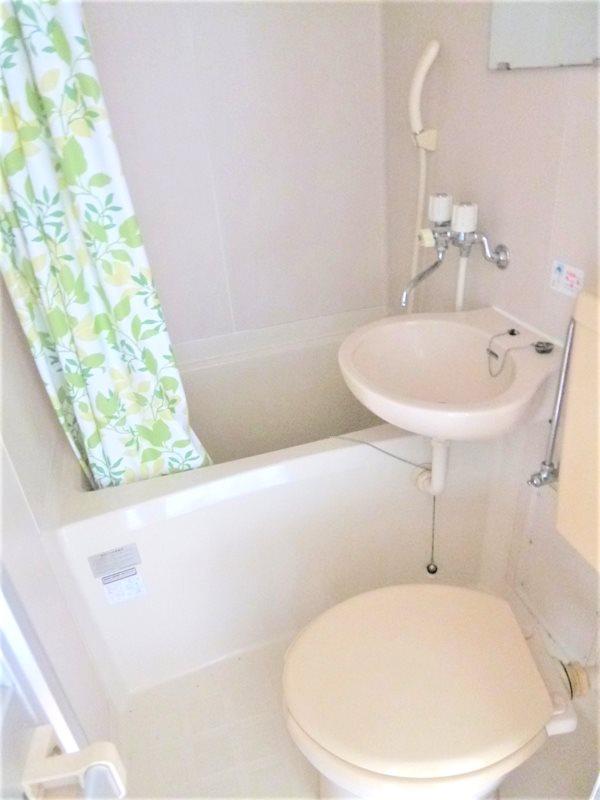 U-house 風呂画像