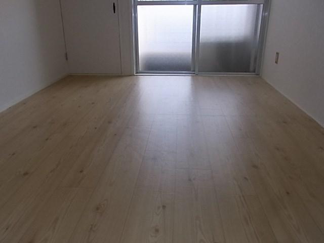 柳原第2パールマンション ベッドルーム