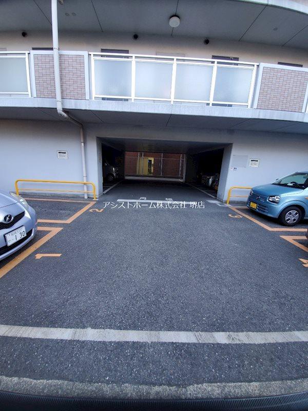 ヒストリカル堺  駐車場