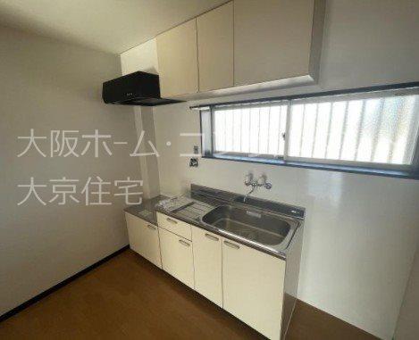 マンション藤 キッチン