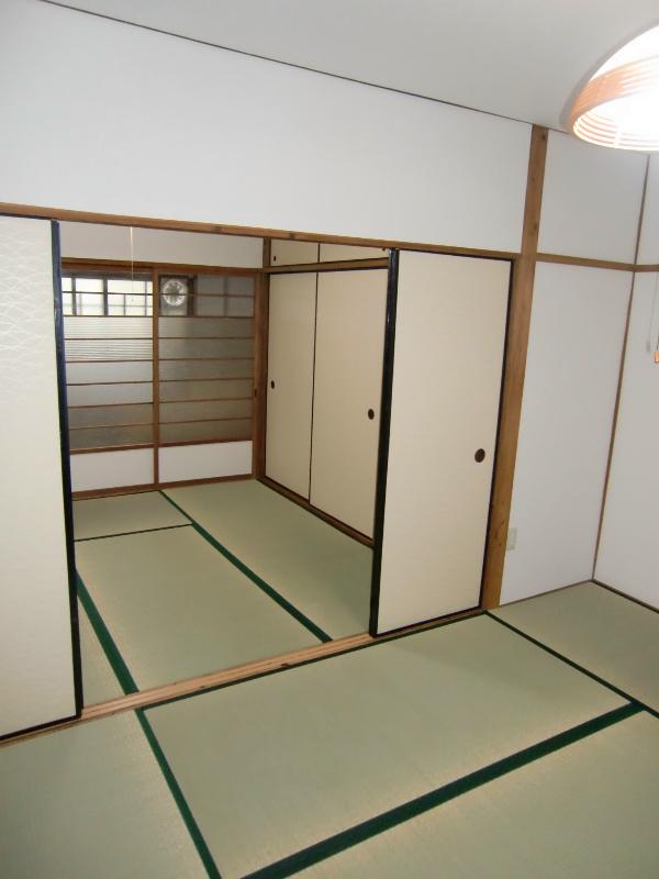 竹村文化 ベッドルーム
