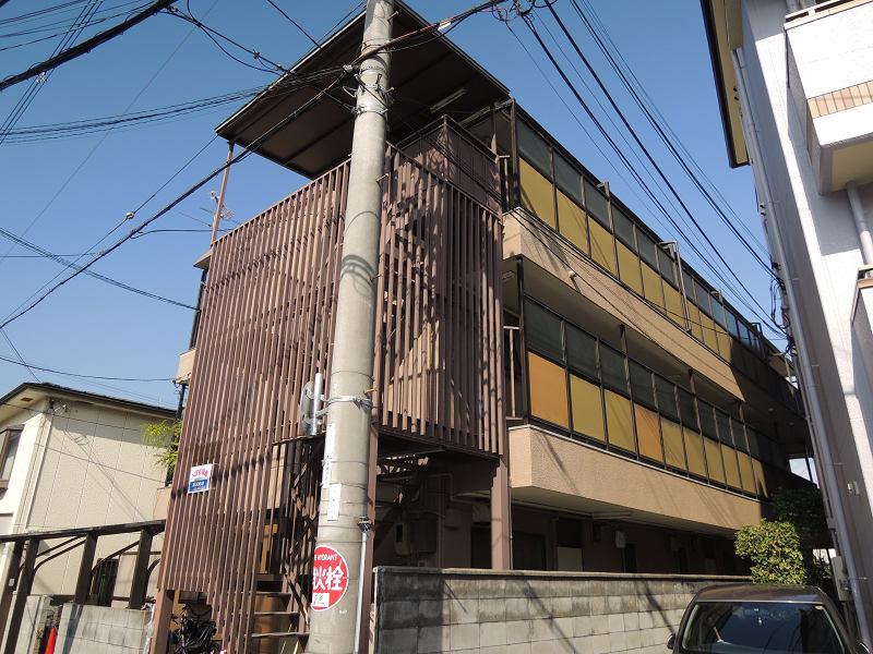 高橋マンション 301号室 外観