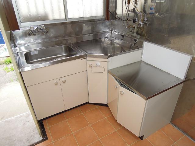 森川ハイツ キッチン