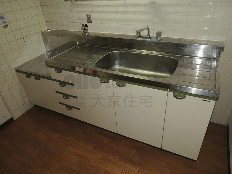 メゾンド石本 キッチン