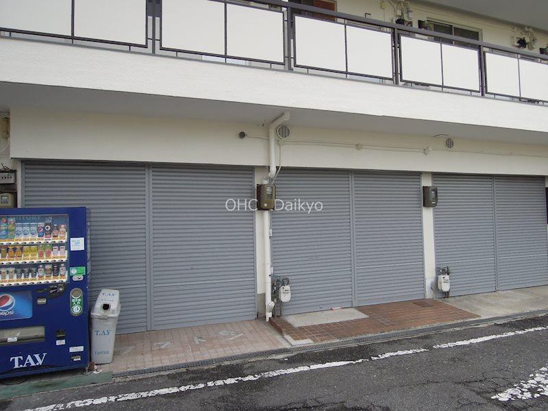 栄マンション (店舗)  107号室 外観