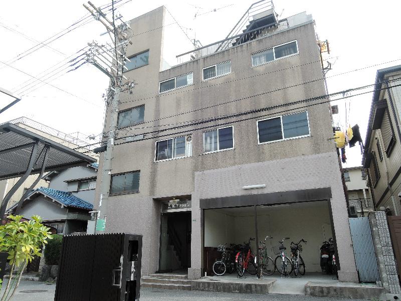 三栄マンション 307号室 外観