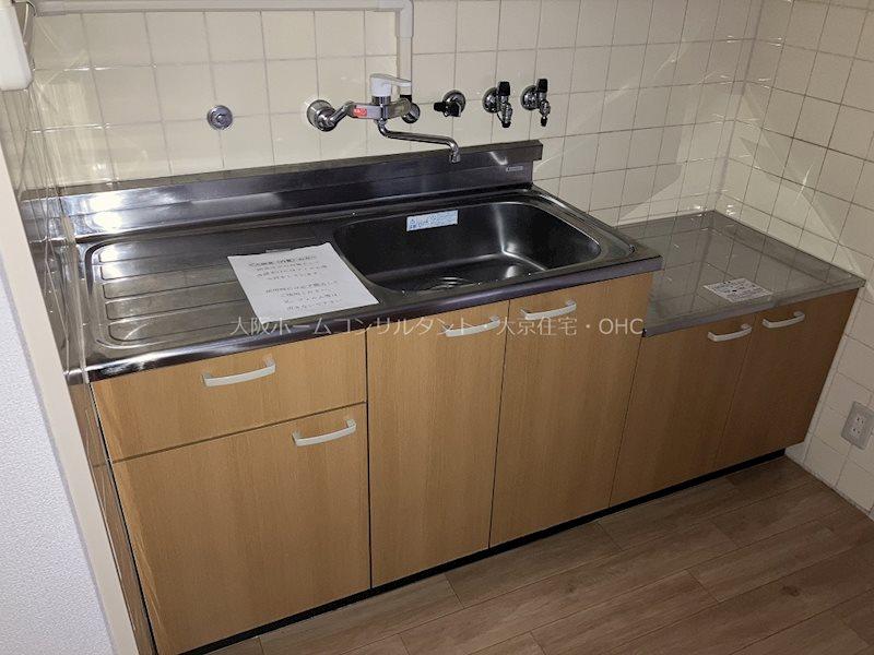 モリタコーポラス キッチン