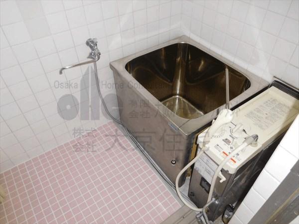 コーポサコート 風呂画像
