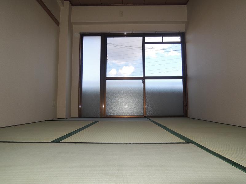 寿緑ヶ丘マンション ベッドルーム