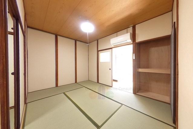 井上文化 ベッドルーム