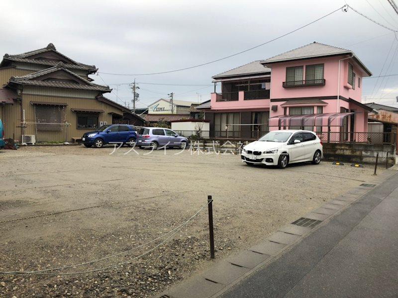 平坂町駐車場 間取り