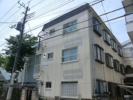 沢井コーポ 103号室 外観