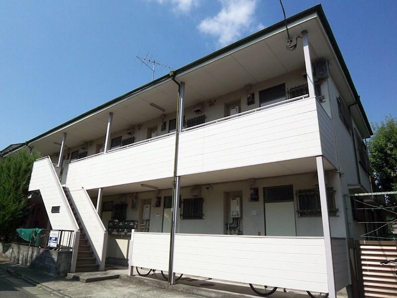 カサ・ボニータ 206号室 外観