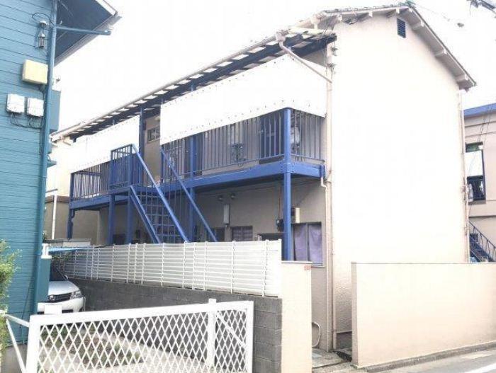 ハイネス浜田山A棟 202号室 外観