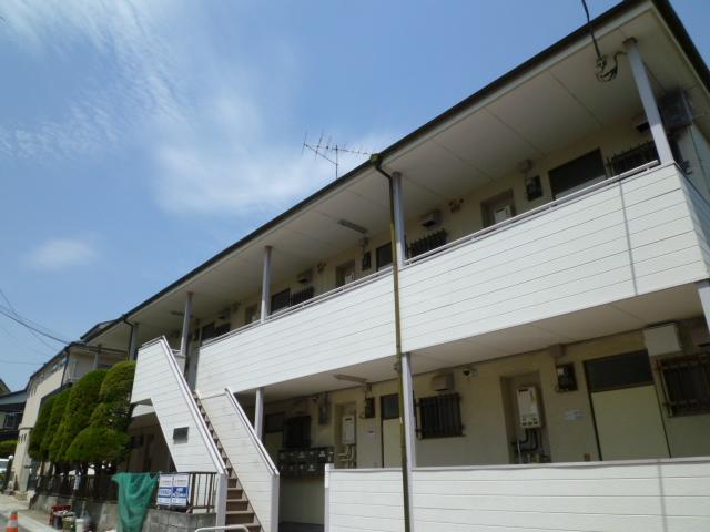 カサボニータ 206号室 外観