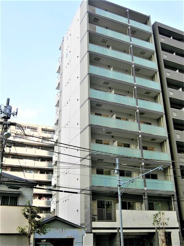 フレールコート錦糸公園 401号室 外観