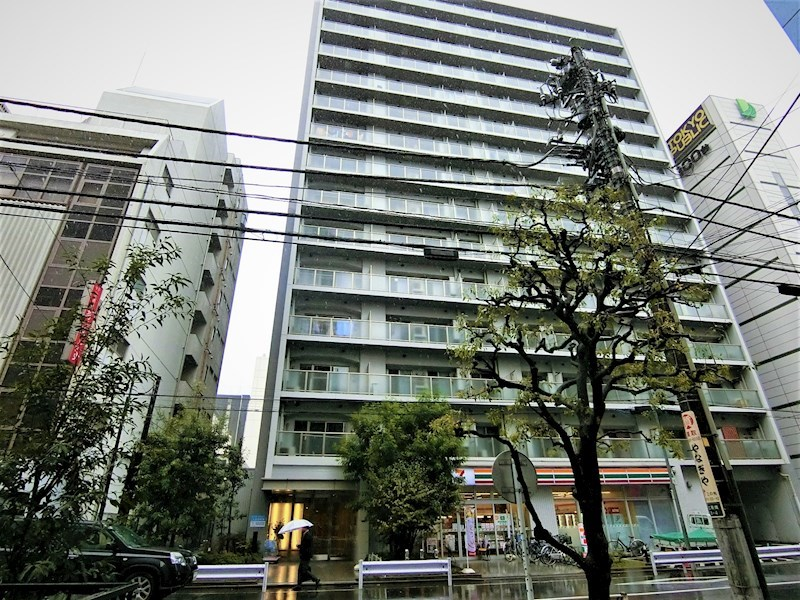 エスティメゾン錦糸町Ⅱ 617号室 外観