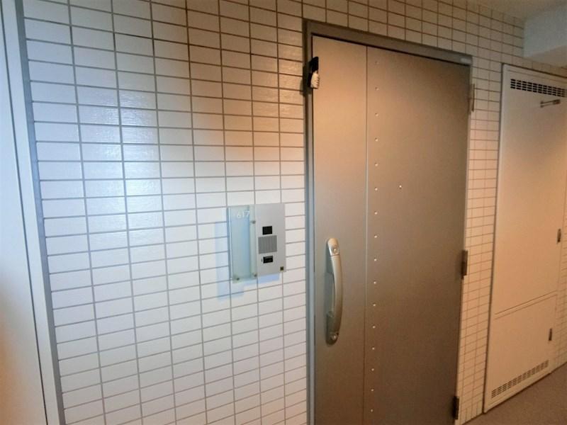 エスティメゾン錦糸町Ⅱ 玄関