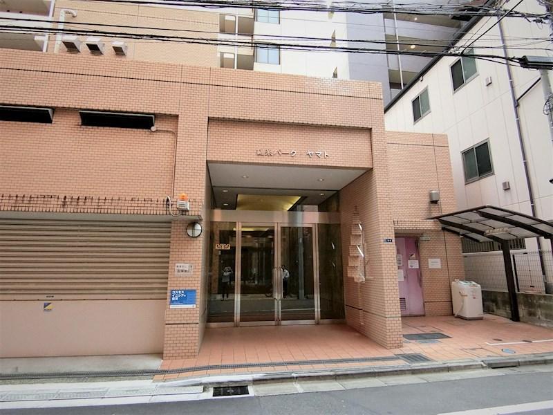 錦糸パークヤマト 玄関