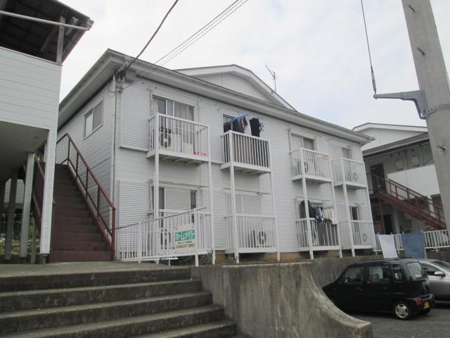 ホワイトハウス沼目B 7号室 外観