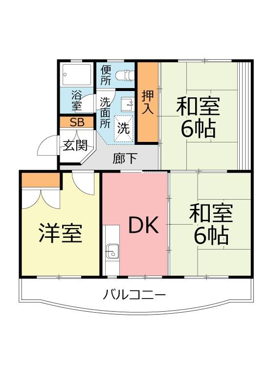 神奈川県小田原市久野192-11 間取り