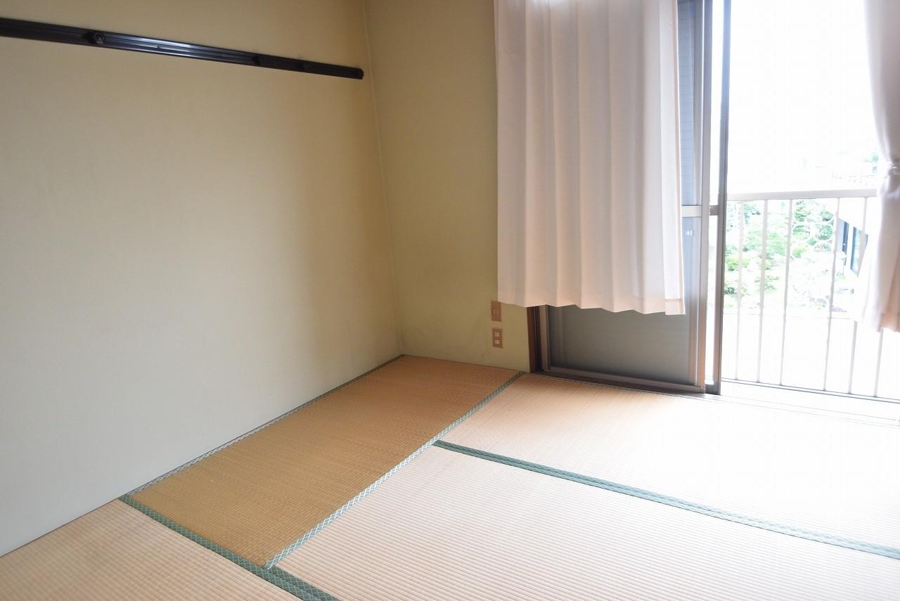 藤沢ハイツ ベッドルーム