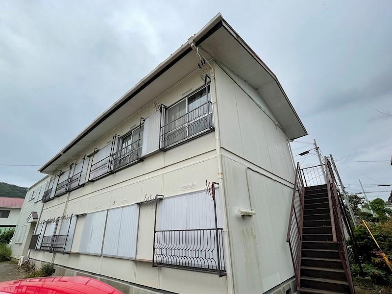 平塚市 山下 賃貸アパート 外観
