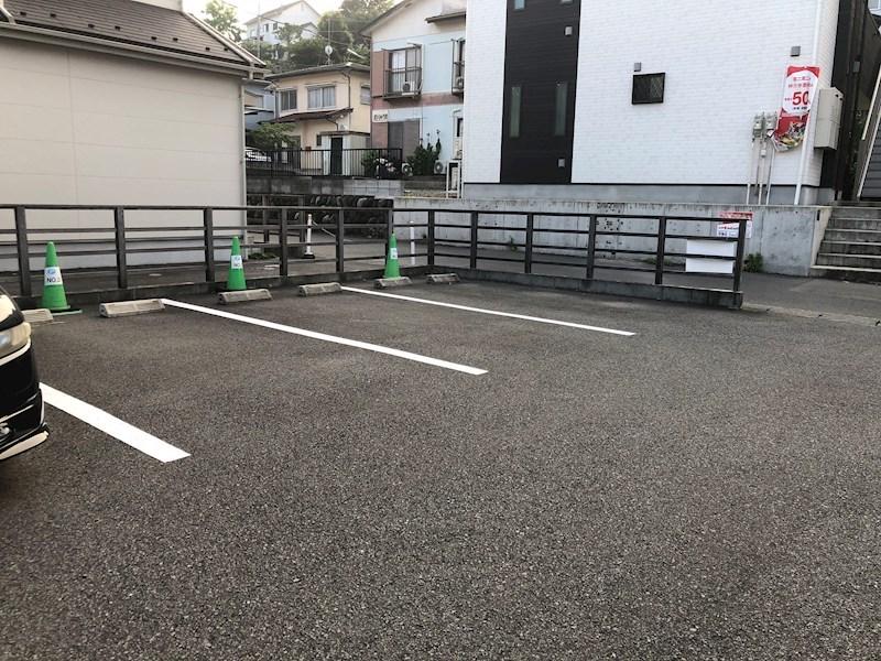 Will B  駐車場