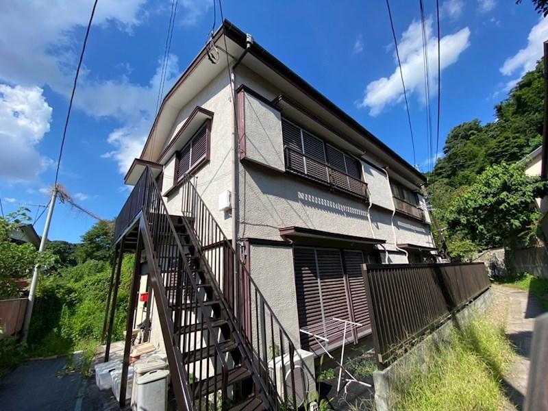 田中荘 玄関