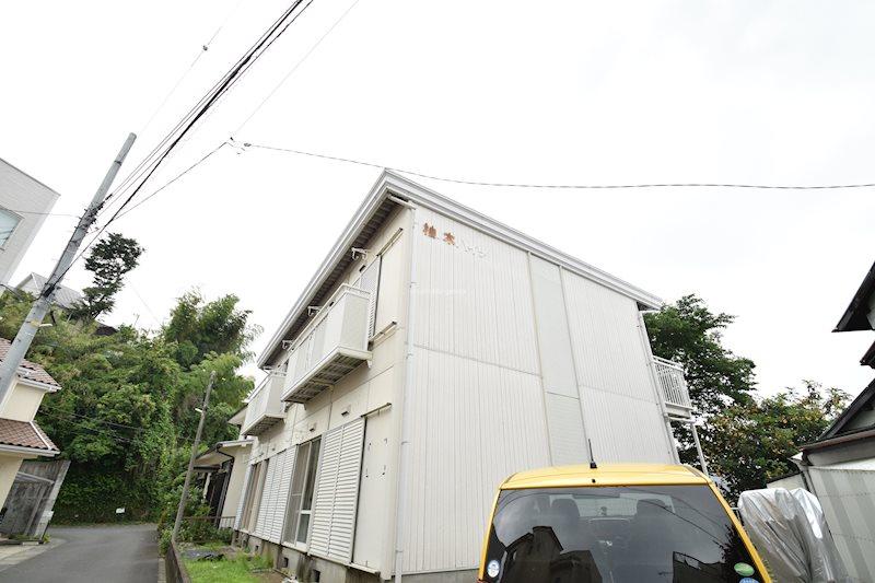 柚ノ木ハイツ 102号室 外観