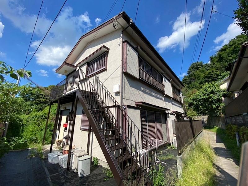 田中荘 202号室 外観