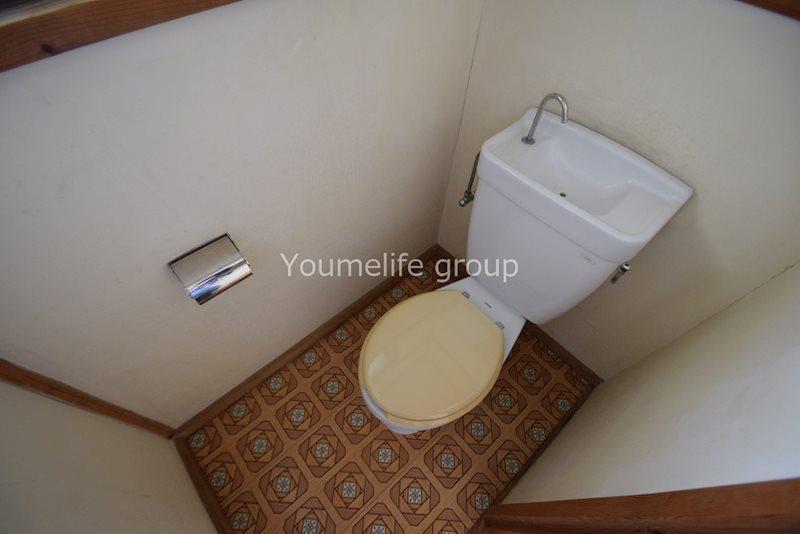 第2さわらびハイツ トイレ