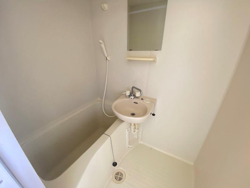メゾンスミレ 風呂画像