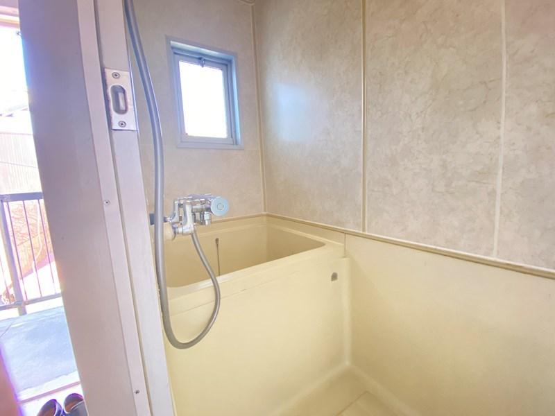 コーポからまつ 風呂画像