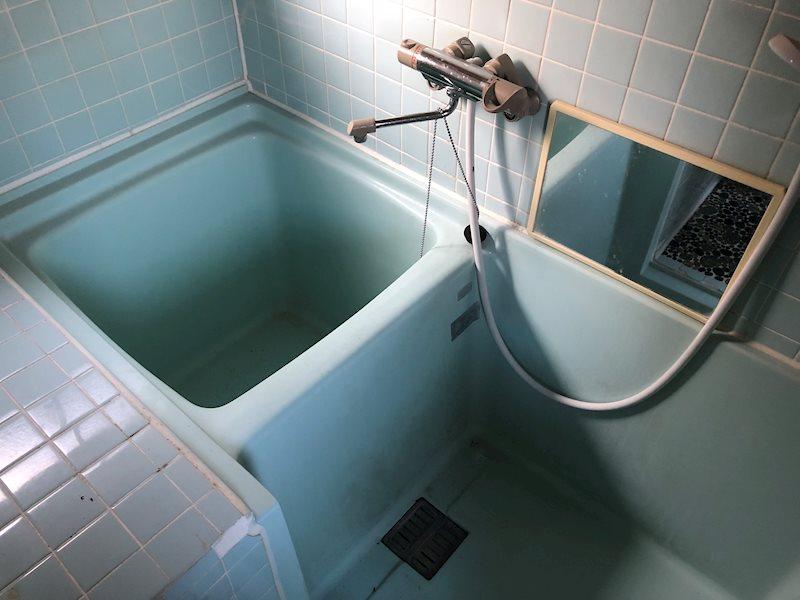 末広町借家 風呂画像