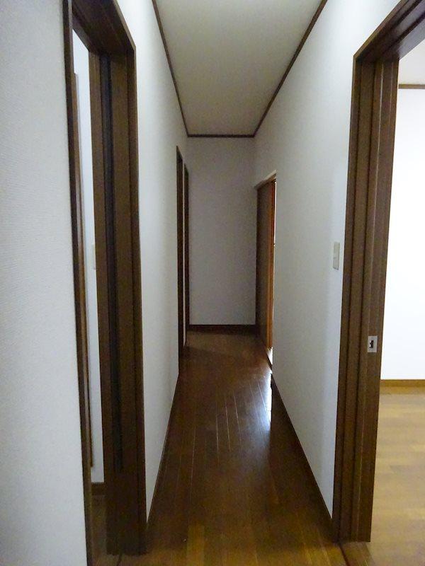 グランデールⅡ 玄関