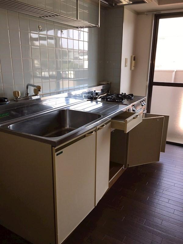 第1アリストマンション キッチン
