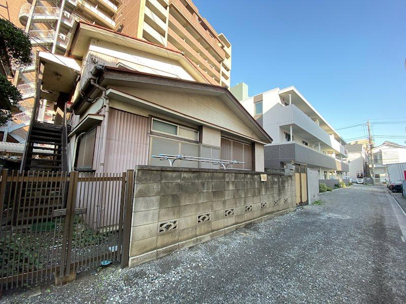 羽田アパート 101号室 外観