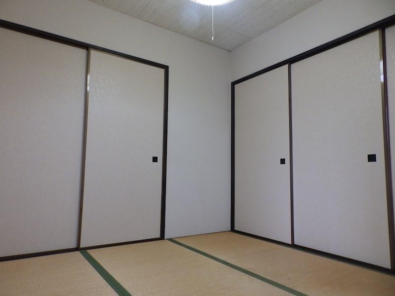 サウスコート赤坂B ベッドルーム