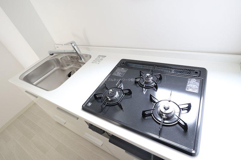 KAGA HOUSE  キッチン
