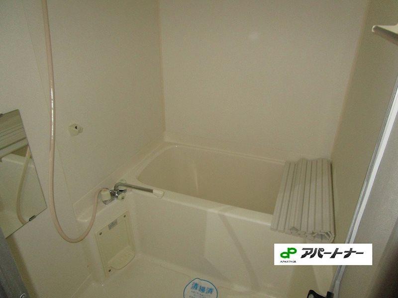 ラベンダーⅢ 風呂画像