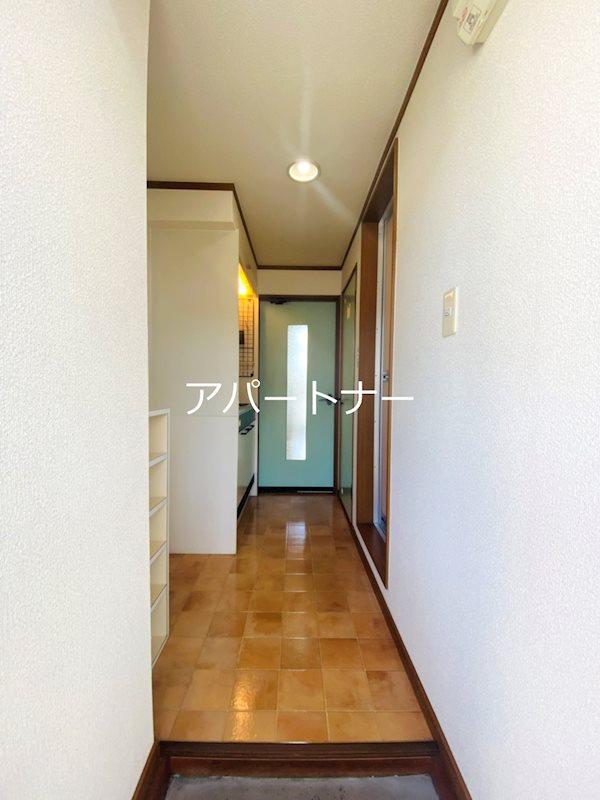 アップルハウス慶京 玄関