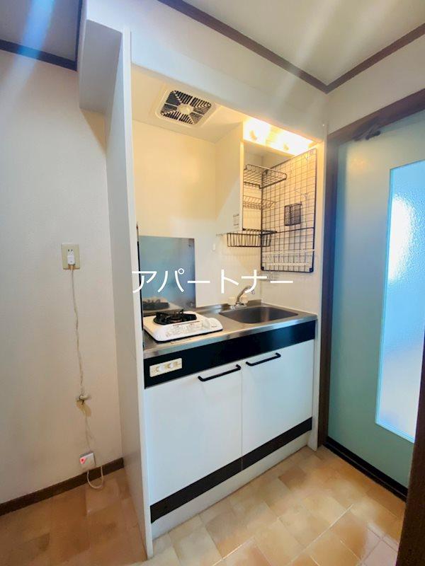 アップルハウス慶京 キッチン
