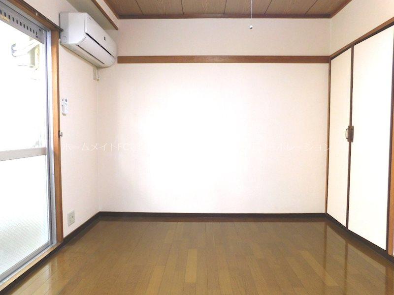 喜田ハイツ ベッドルーム