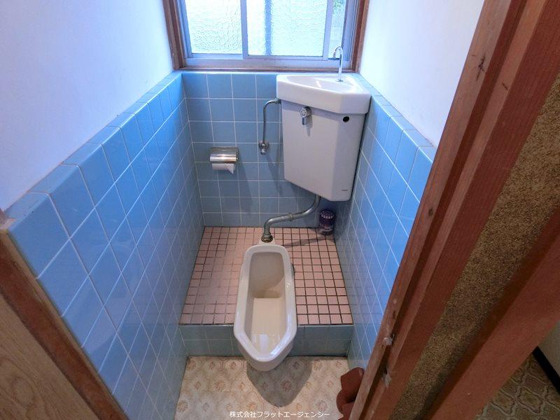 橋本アパート トイレ