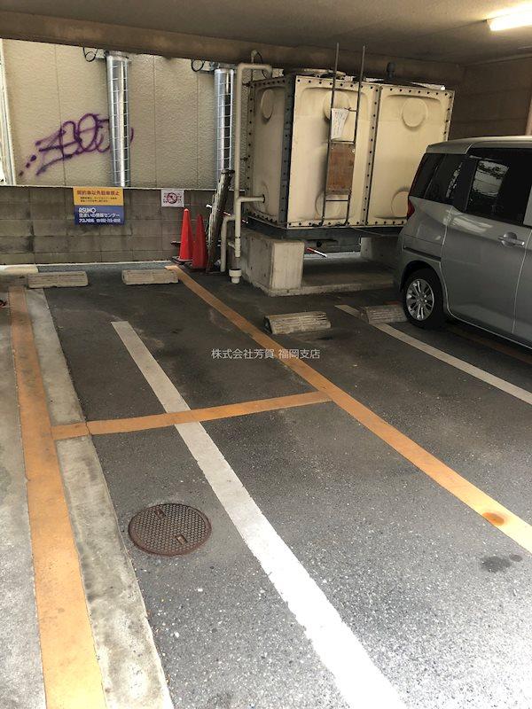 ナチュール大手門 駐車場