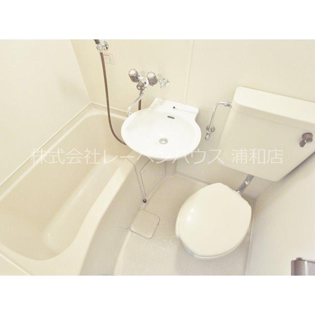 コアクレスト浦和 風呂画像