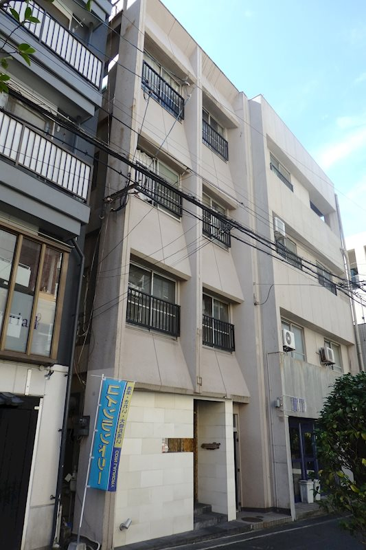 第6濱田ビル 302号室 外観
