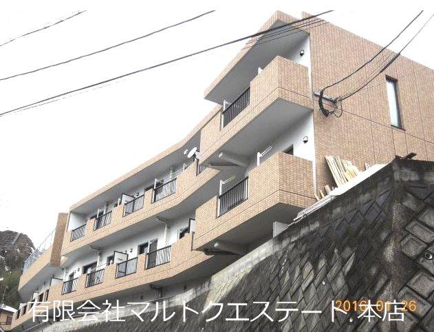オークマンション下伊敷 107号室 外観
