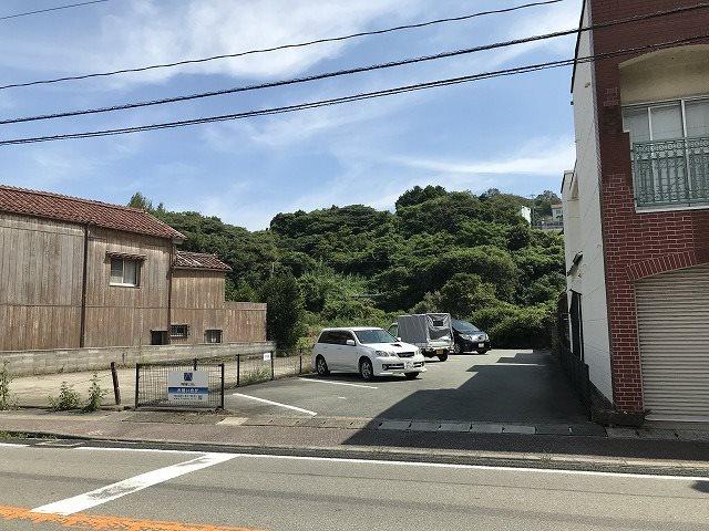 吉岡駐車場 5号室 外観
